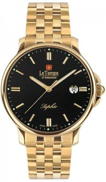 Zegarek Le Temps LT1067.58BD01 - duże 1