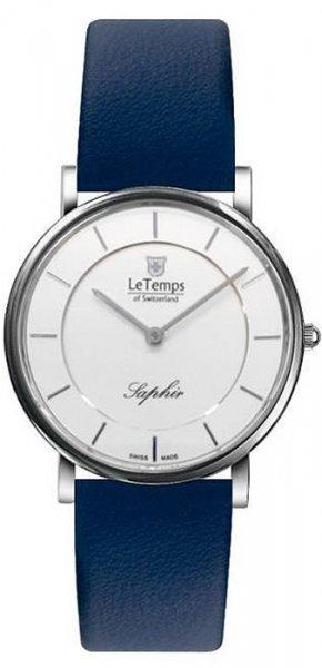 Zegarek Le Temps  LT1085.03BL13 - duże 1