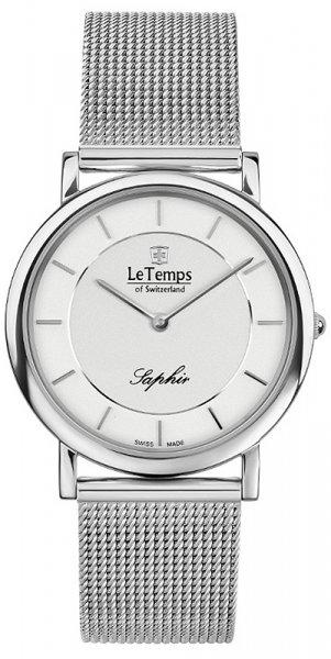 Zegarek Le Temps LT1085.03BS01 - duże 1