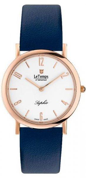 Zegarek Le Temps LT1085.51BL43 - duże 1