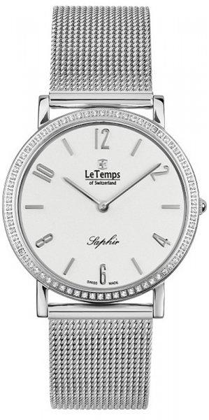 Zegarek Le Temps  LT1086.01BS01 - duże 1