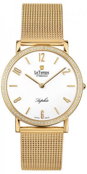 Zegarek Le Temps  LT1086.61BD01 - duże 1
