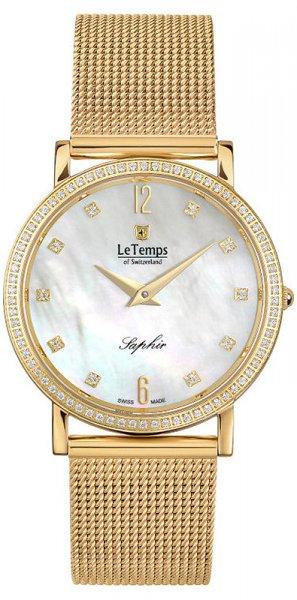 Zegarek Le Temps LT1086.65BD01 - duże 1