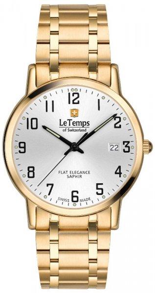 Zegarek Le Temps LT1087.81BD01 - duże 1