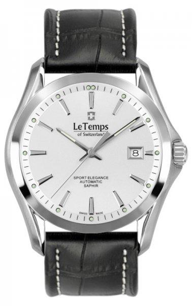 LT1090.11BL01 - zegarek męski - duże 3
