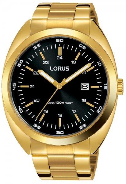 Zegarek męski Lorus klasyczne RH908LX9 - duże 1