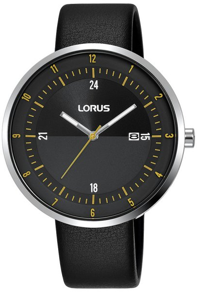 Zegarek męski Lorus klasyczne RH957LX9 - duże 1