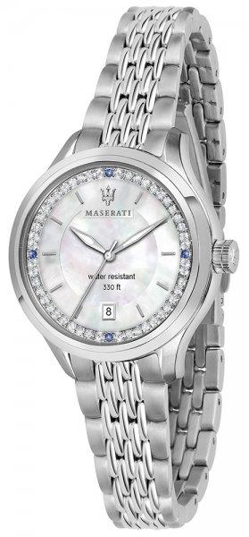 Zegarek damski Maserati traguardo R8853112512 - duże 1
