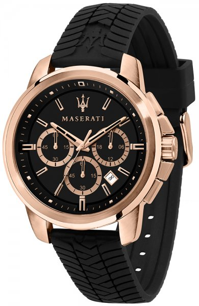 Zegarek Maserati R8871621012 - duże 1