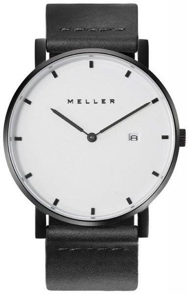 1BW-1BLACK - zegarek męski - duże 3