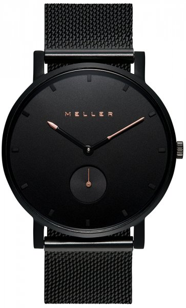 Zegarek Meller 2NR-2BLACK - duże 1