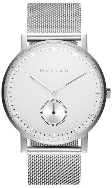 Zegarek Meller 2P-2SILVER - duże 1