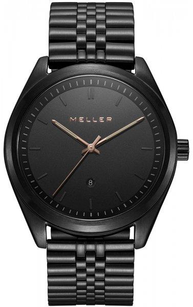 Zegarek Meller 6NR-3BLACK - duże 1