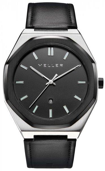 8PN-1BLACK - zegarek męski - duże 3