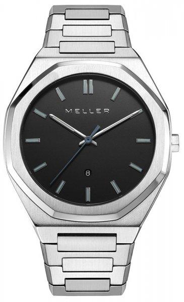 Zegarek Meller 8PN-3.2SILVER - duże 1