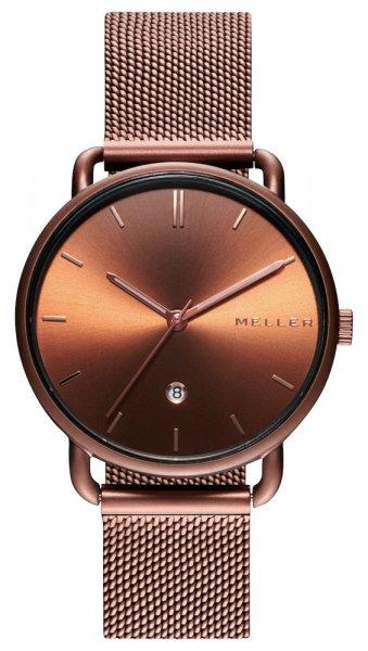 W3CC-2COFFEE - zegarek damski - duże 3