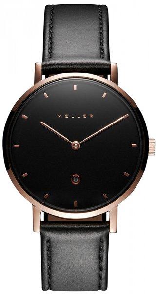 W1RN-1BLACK - zegarek damski - duże 3