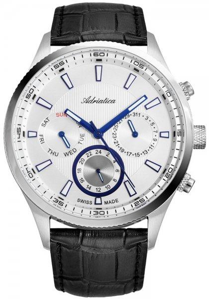 Zegarek Adriatica A8149.52B3QFN - duże 1