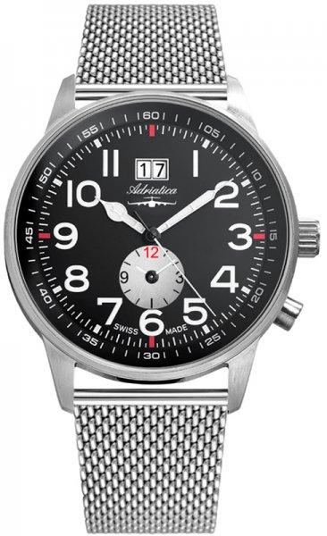 Zegarek męski Adriatica bransoleta A1066.5124Q - duże 1