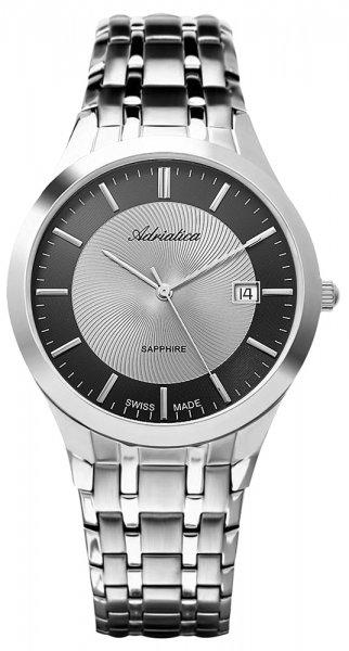 Zegarek Adriatica A1236.511TQ - duże 1
