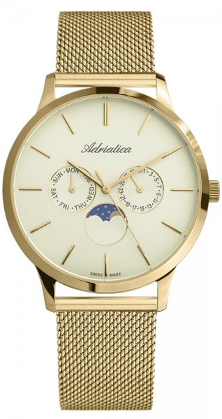 Zegarek Adriatica A1274.1111QF - duże 1
