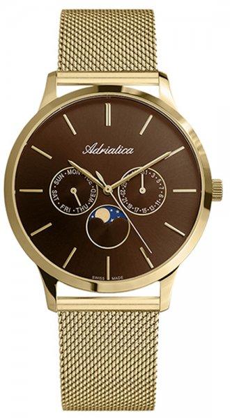 Zegarek Adriatica A1274.111GQF - duże 1
