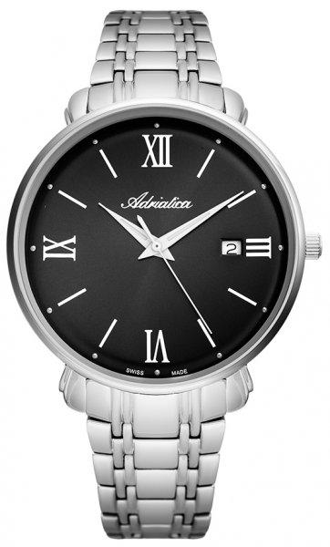 Zegarek męski Adriatica bransoleta A1284.5164Q - duże 3