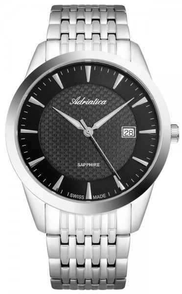 Zegarek Adriatica - męski - duże 3