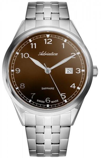 Zegarek Adriatica A8260.512GQ-POWYSTAWOWY - duże 1