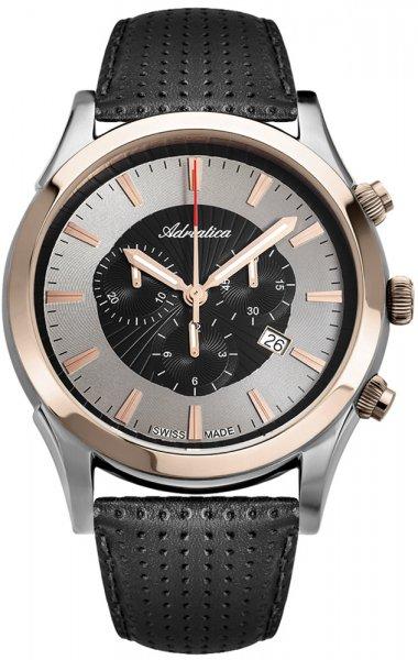 Zegarek Adriatica A1191.R214CHM - duże 1