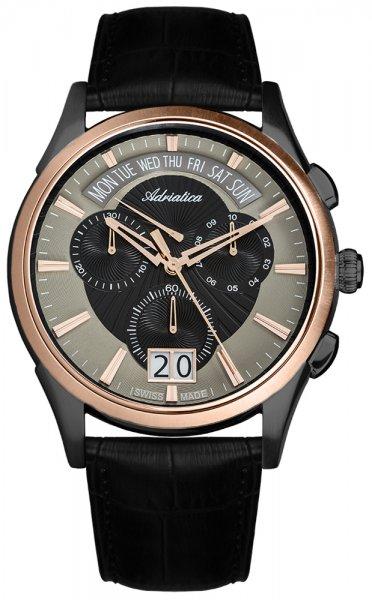 Zegarek Adriatica A1193.K214CH - duże 1