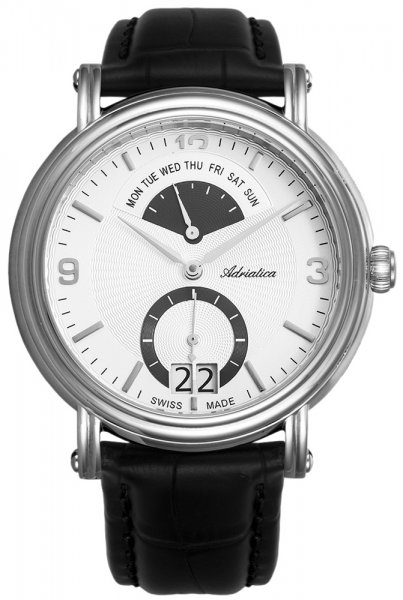Zegarek Adriatica A1194.5253QF - duże 1