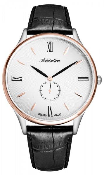 Zegarek Adriatica A1230.R263QXL - duże 1