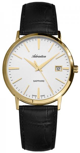 A1243.1213Q - zegarek męski - duże 3