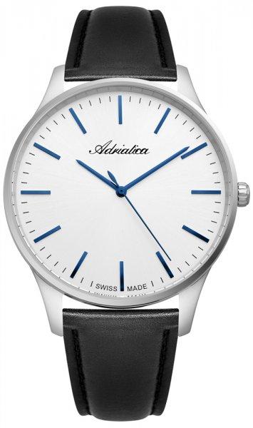 Zegarek Adriatica A1286.52B3Q - duże 1