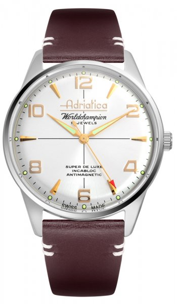 Adriatica A1964.5253MLE Pasek Worldchampion Limited Edition