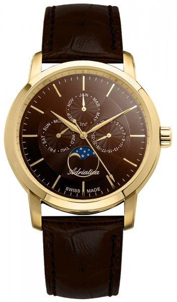 Zegarek Adriatica A8134.121GQF - duże 1