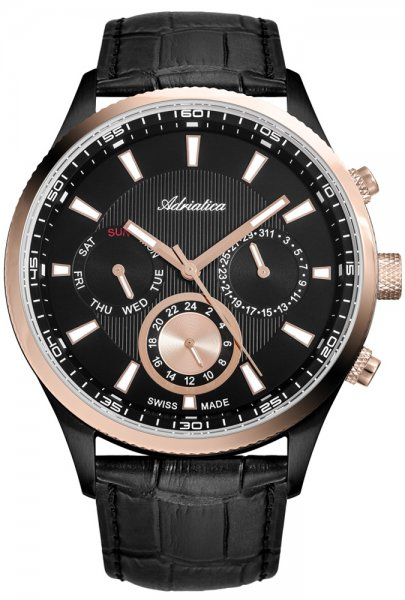 Zegarek Adriatica A8149.K214QFN - duże 1