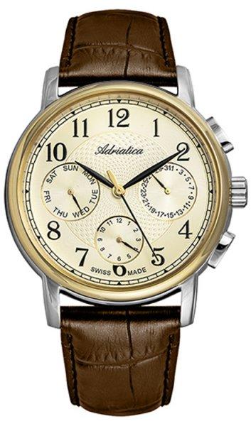 Zegarek Adriatica A8256.2221QF - duże 1