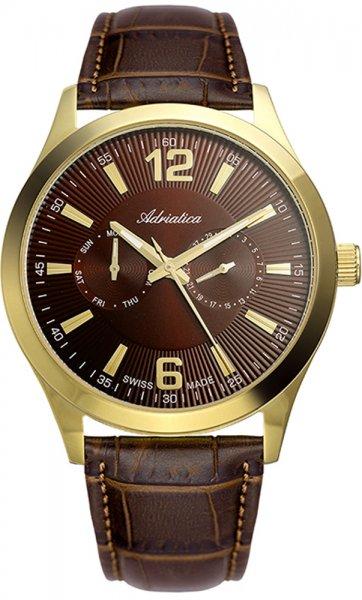 Zegarek Adriatica A8257.125GQF - duże 1