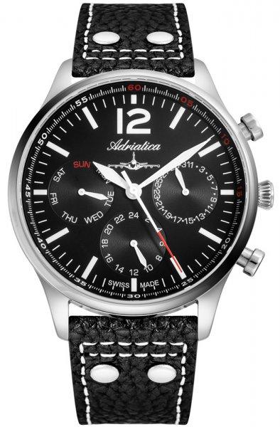Zegarek Adriatica A8268.5254QF - duże 1