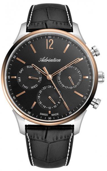 Zegarek Adriatica A8271.R254QF - duże 1