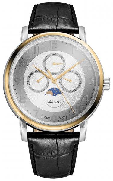 Zegarek Adriatica A8274.2223QF - duże 1