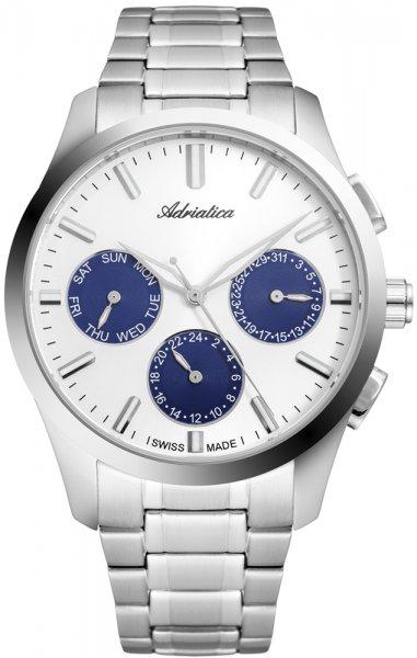 Zegarek Adriatica A8277.5113QF - duże 1