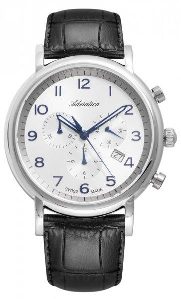 Zegarek Adriatica A8297.52B3CH - duże 1