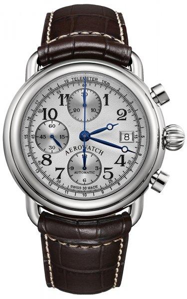 61901-AA10-S - zegarek męski - duże 3