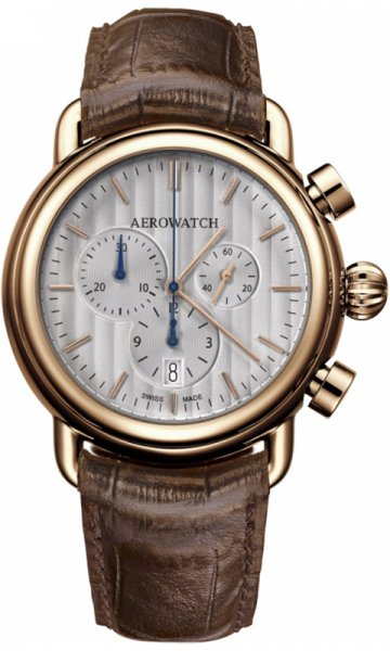 83939-RO08 - zegarek męski - duże 3