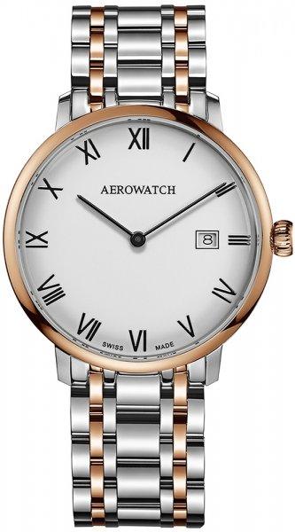 Aerowatch 21976-BI01-M Heritage Slim HERITAGE SLIM QUARTZ