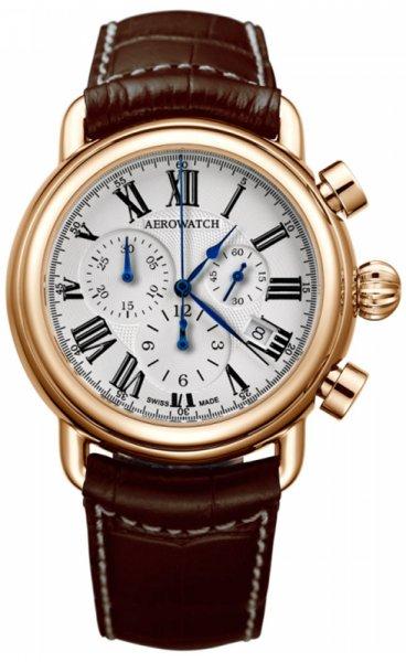 83939-RO07 - zegarek męski - duże 3