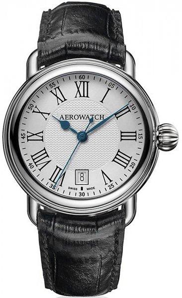 Aerowatch 42900-AA18 1942 1942 QUARTZ